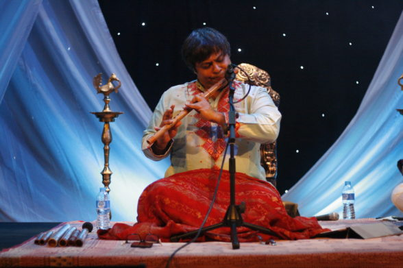 Grammy Nominated Shashank Subramanyam Delights Music for the Mind & Soul Audiences