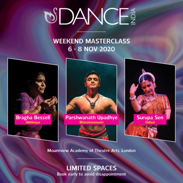 Dance India travels to London!